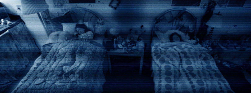 Paranormal Activity 3 (2011) - Found Footage Film Fanart
