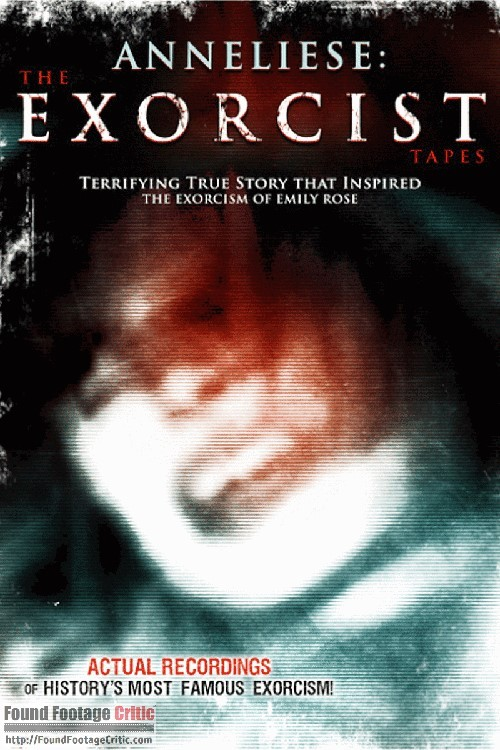 Anneliese: The Exorcist Tapes (2011) - Found Footage Films Movie Poster (Found footage Horror)