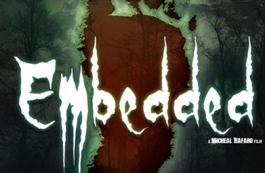 Embedded (2012) - Found Footage Films Movie Poster (Found Footage Horror)