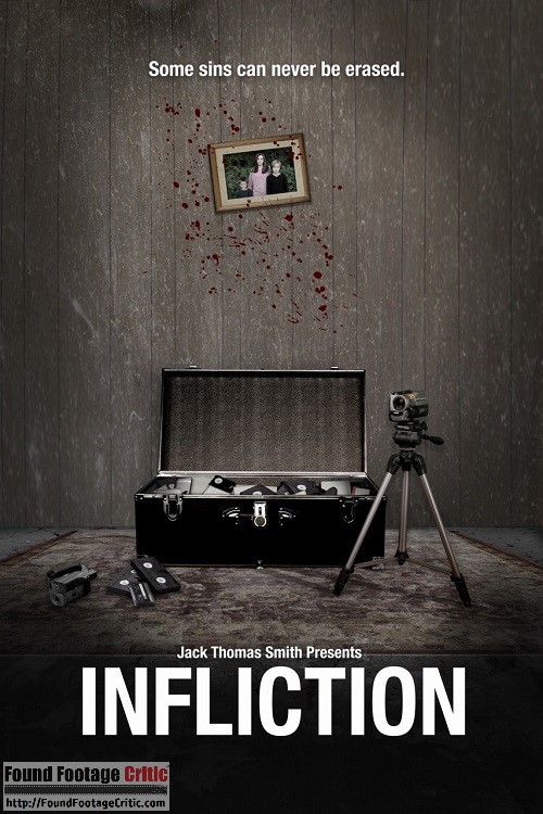 Infliction (2014) - Found Footage Films Movie Poster (Found Footage Horror)