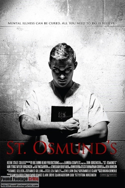 St. Osmund's (2013) - Found Footage Films Movie Poster (Found Footage Horror)
