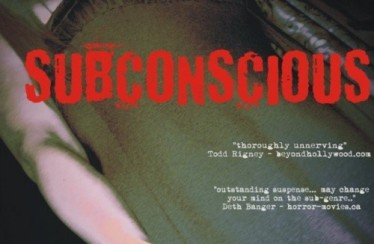 Subconscious (2010) - Found Footage Films Movie Poster (Found Footage Horror)