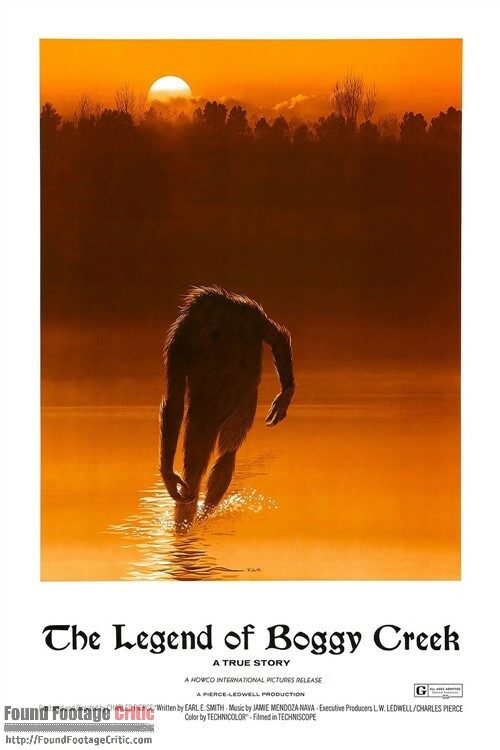 The Legend of Boggy Creek (1972) – Found Footage Movie Trailer
