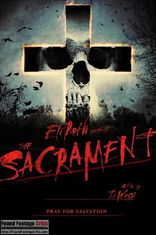 The Sacrament (2013) - Found Footage Films Movie Poster (Found Footage Horror)