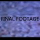 Final Footage (2013) - Found Footage Films Movie Poster (Found Footage Horror)