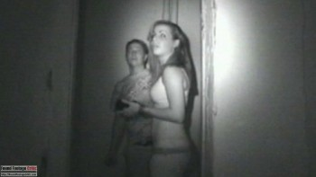 Ghost Hunt: Paranormal Encounter at Burlington County Prison (2012) - Found Footage Films Movie Fanart (Found Footage Horror)