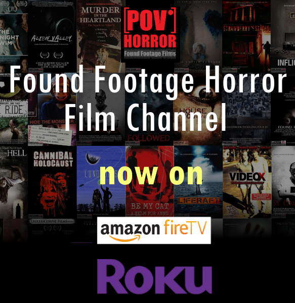 Promo - POV Horror on Amazon Fire TV and Roku