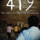 419 (2012) - Found Footage Films Movie Poster (Found Footage Horror Movies)