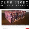 Dybbuk Box: True Story of Chris Chambers (2019) - Found Footage Films Movie Poster (Found Footage Horror Movies)