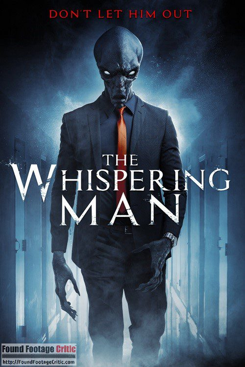 The Whispering Man (2019) - Found Footage Films Movie Poster (Found Footage Horror Movies)