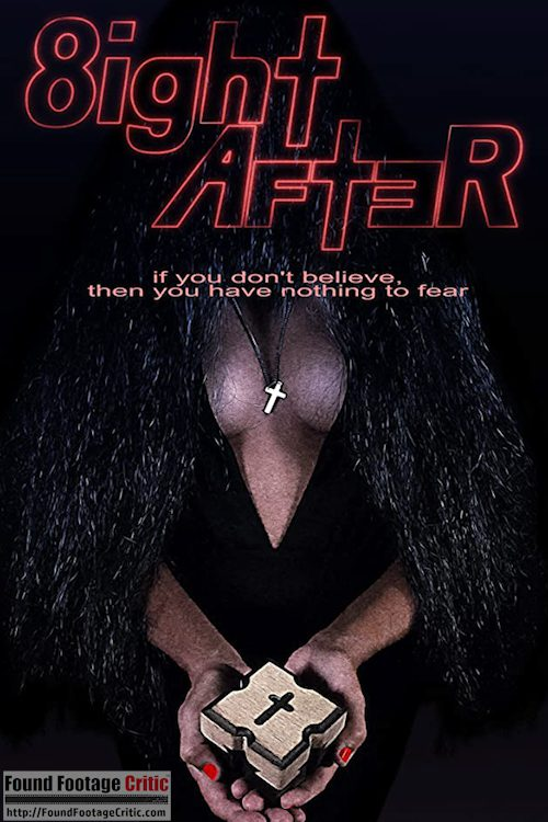 8ight After (2020) - Found Footage Films Movie Poster (Found Footage Horror)