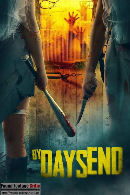 By Day's End (2020) - Found Footage Films Movie Poster (Found Footage Horror)