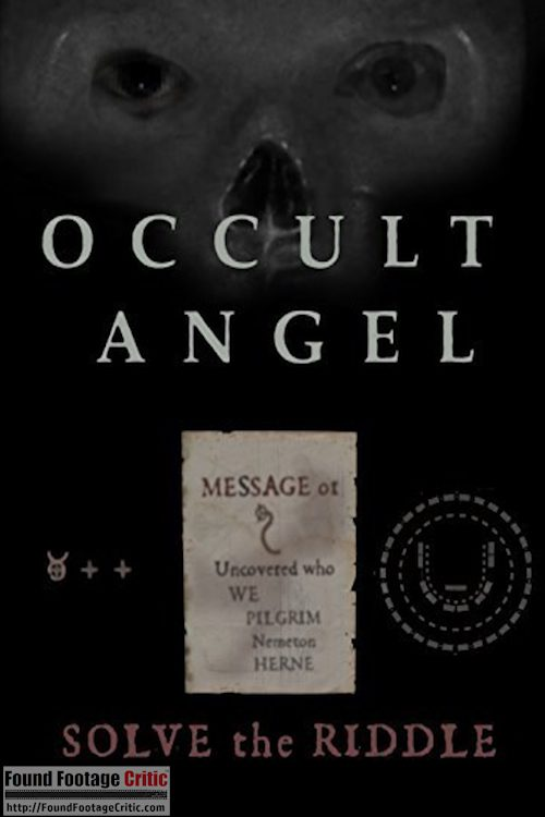 Occult Angel (2018) - Found Footage Films Movie Poster (Found Footage Horror Movies)