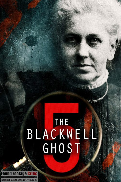 The Blackwell Ghost 5 (2020) - Found Footage Films Movie Poster (Found Footage Horror Movies)