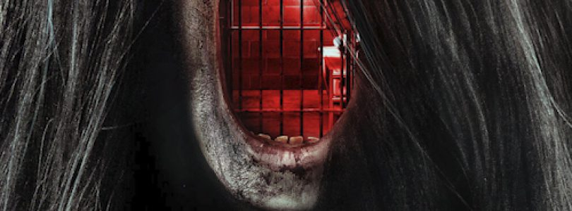 Paranormal Prison (2021) - Found Footage Films Movie Poster (Found Footage Horror)