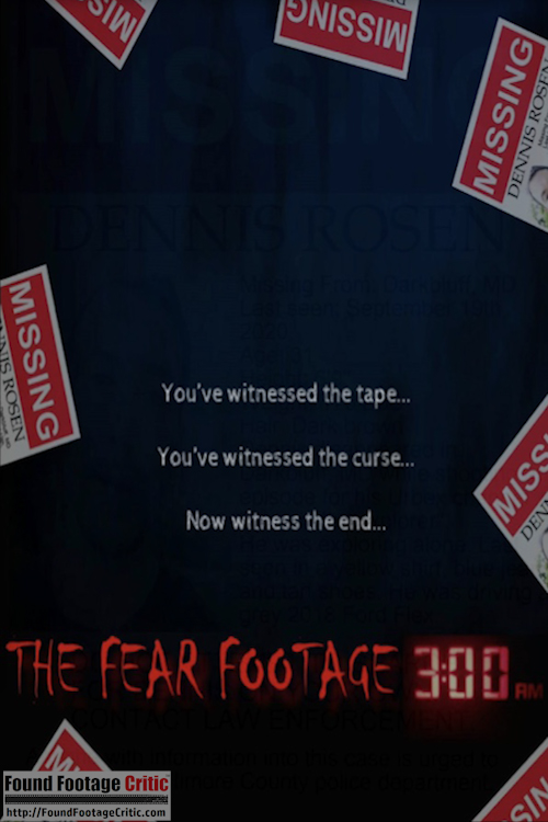The Fear Footage 3AM (2021) WebRip 720p Dual Audio [Hindi (Voice Over) Dubbed + English] [Full Movie]