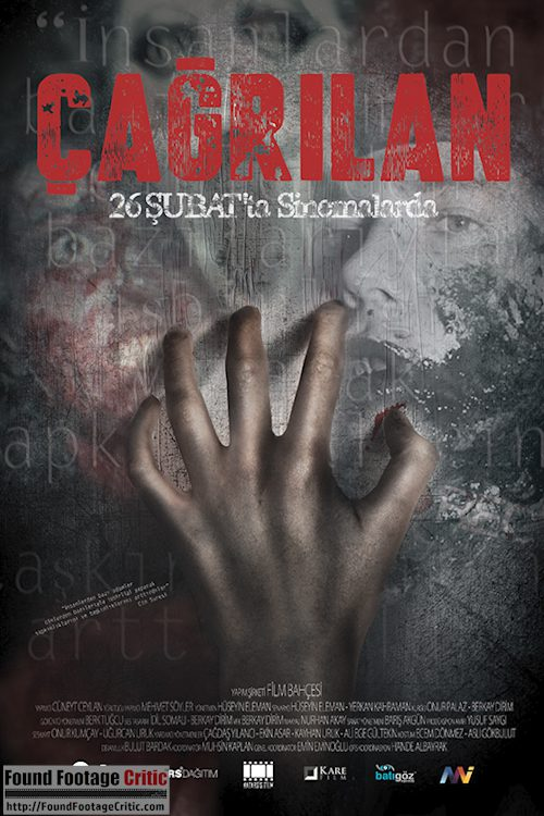 Callings (2016) - Found Footage Films Movie Poster (Found Footage Horror)