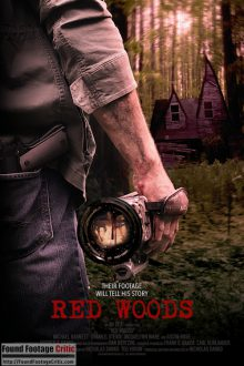 Red Woods (2021) - Found Footage Move Poster (Found Footage Horror Movies)