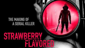 Strawberry Flavored Plastic (2019) - Found Footage Move Poster (Found Footage Horror Movies)